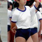 【画像】運動会は小学生の「胸ポチ」に注目