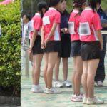 【画像】テニス少女の美脚