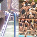 【画像】スクール水着の少女たち