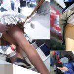 【画像】私服少女達のパンチラ