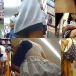 【福岡】女子中学生のパンツを盗撮
